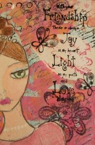 Art Journal-Friendship 029
