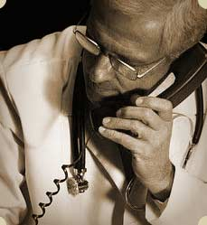 DoctorOnPhone