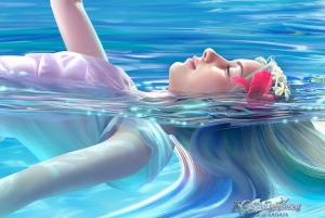 floating-water-relaxing-woman